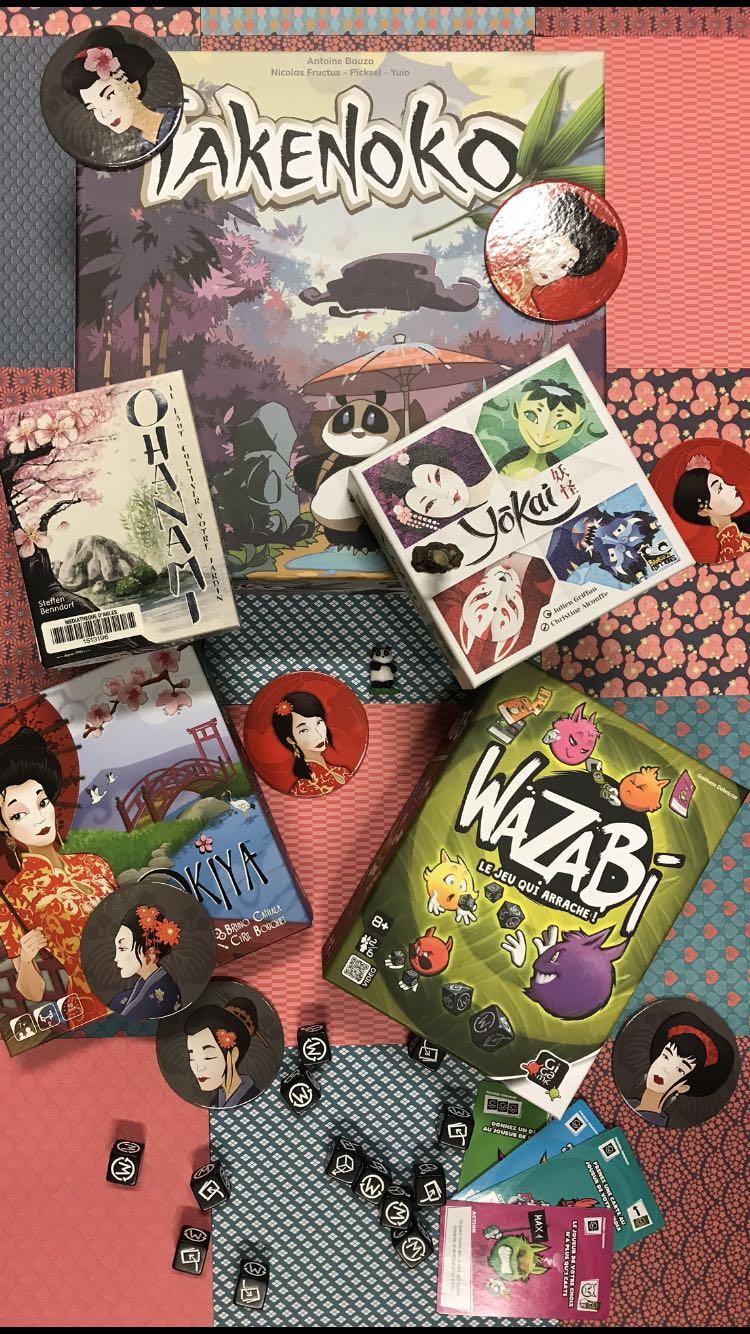 Atelier Jeux de société pour les ados, Japon |