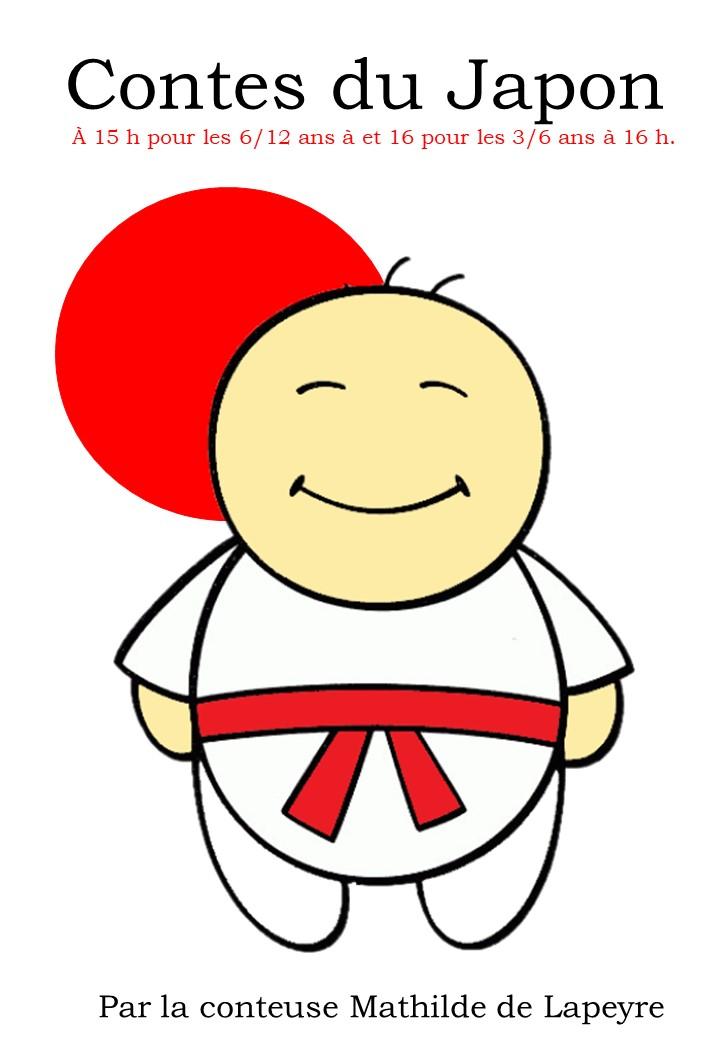 L'Heure du conte aux couleurs du Japon |