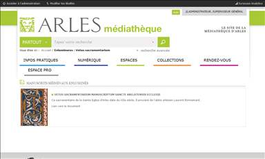 http://mediatheque.ville-arles.fr/EXPLOITATION/Default/services.aspx